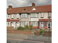 North Circular Road NW2 7QL Spacious Studio Flat Fully Furnished Available Now DSS Accepted