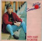 Single vinyl / 7 inch - Willy Sommers - Mijn Hart Is Groter