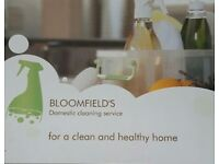 Bloomfields domestic cleaning service