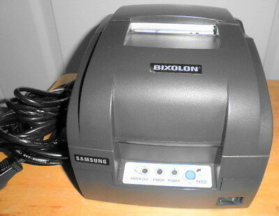 Samsung Bixolon Srp-275ag Pos Dot Matrix Kitchen Printer - Parallel Intf. -t