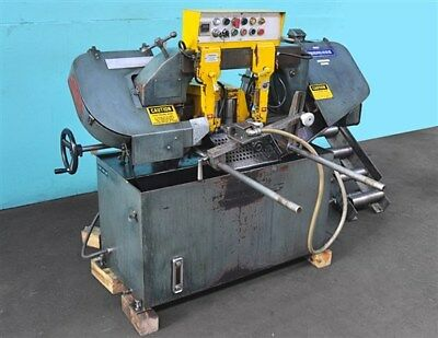 Peerless Hb-711a 10 Automatic Horizontal Band Saw