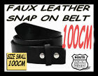 Snap-on Adult Unisex Belts