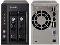 QNAP Network Attached Storage TS 239 Pro II+ 2GB Ram £170