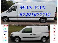 MAN VAN 07491077712