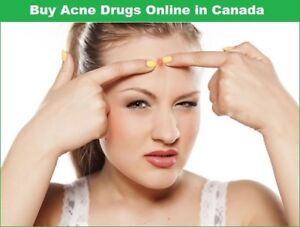 Buy Acne Drugs Online in Canada