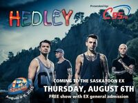 Wanted. Meet and greet hedley