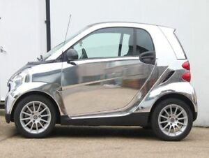 Smart ForTwo | Vehicle Wraps | Color Change | Car Vinyl Wrapping