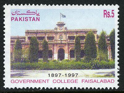 Pakistan 891, MNH. Faisalabad Government College, cent. 1998