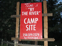 Tim's By The River Campsite