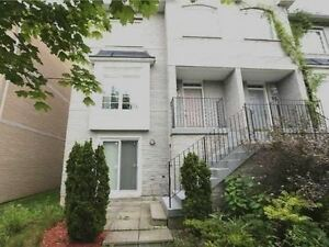 Gorgeous townhome for rent in Markham