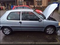 Peugeot 106 great first car