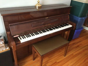 Piano - Young Chang Upright