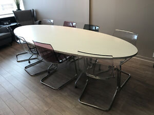 Table - dining, boardroom, office or home - NEW