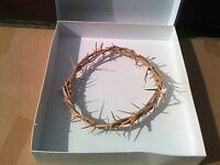 Authentic Passion of the Christ Crown Of Thorns Prop