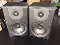 For sale: Wharfedale Diamond IV Stereo Speakers