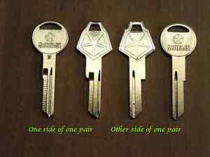 Valiant-Keys-1-pair-Blanks-to-fit-all-RV1-SV1-AP5-AP6-VC-VE-VF-VG-CH