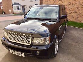 Range Rover Sport HSE, TDV6