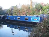 50ft Narrowboat For Sale