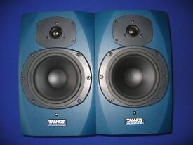Tannoy Active Monitors, Stands and Bluetooth Adapter