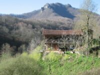 Holiday House for rent - Beautiful large converted barn in Pyrenees France