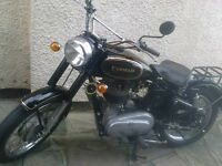 500 Royal Enfield Bullet for sale