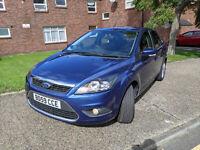 Ford Focus 1.6 Petrol Automatic Cruise Control 59K Mileage Titanium Astra New Shape
