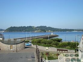 Seaside lifestyle, large master ensuite bedroom in luxury home for professionals, Plymstock