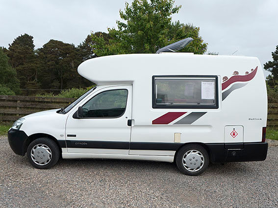 Romahome Duo Outlook Exclusive Motorhome Campervan | in Fortrose, Highland  | Gumtree