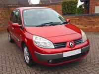 This Renault Megane Scenic is an ideal family car, very spacious, and in great condition.