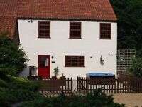 Holiday Cottage available for last minute booking in September North Norfolk