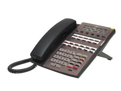Nec 1090020 Dsx 22b Display Tel Bk Phone Dx7na-22btxh Good Lcd Tested And Clean