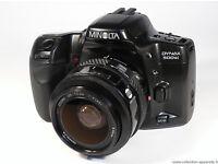 MINOLTA DYNAX 500si SLR Camera