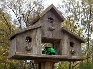 BIRD HOUSE BUILDER