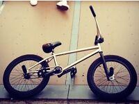 FULLY CUSTOM BMX BIKE