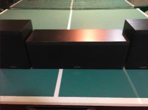 Kenwood speaker set