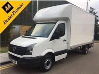2016 Volkswagen Crafter 2.0 TDI CR35 Luton 2dr LWB Manual Luton