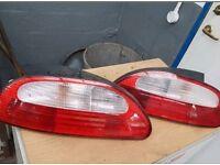 Mgtf rear lamps
