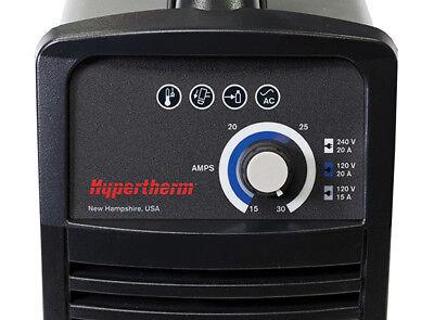 Hypertherm 088096 Powermax 30 Air Plasma Cutter W Air Compressor Cart
