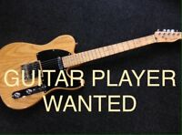 Guitar Lead Wanted