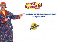 """KID Loved, PARENT Approved"" fun CHRISTMAS SHOW by PJ Pajamas"