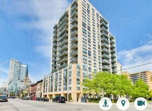 Downtown 1 bedrm Condo steps from Yonge-Dundas Square!!