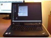 IBM Lenovo Think Pad R61, Intel Core 2 Duo, 2.00Ghz, 4GB Ram Laptop - Windows 7