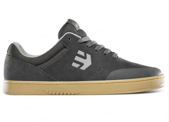 Skateboardschuhe ETNIES MARANA MICHELIN SOHLE Charcoal Sneaker Lo Top