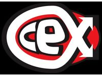 CeX - Store Supervisor