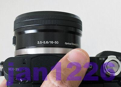 Sony SELP1650 SEL16-50mm F/3.5-5.6 PZ OSS Camera Lens For Sony E -Mount - Black
