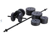 Barbell Dumbbell Set - 50kg
