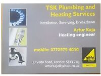 TSK Plumbing and Heating Services