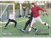 Preston 6-a-side – Teams Needed!