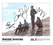 Imagine Dragons Signed