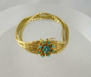Antique 18k Gold Bracelet